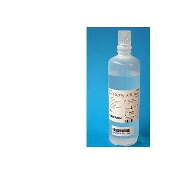 Soluzione Fisiologica 0,9% Sodio Cloruro 500 ml non iniettabile