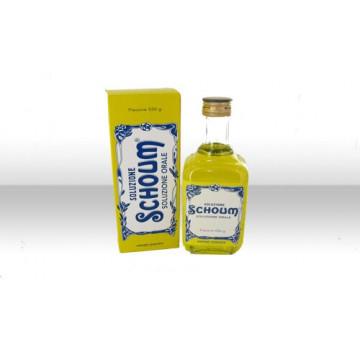 Soluzione Schoum Soluzione Orale Vie Biliari e Urinarie flacone 550 g