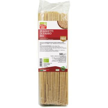 Spaghetti di farro bio 500 g