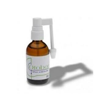 Spray auricolare otobor 50ml
