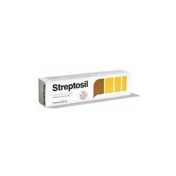 Streptosil con Neomicina Pomata Infezioni cutanee 20 g