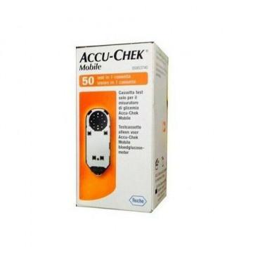 Accu-chek Mobile Misurazione Glicemia 50 strisce