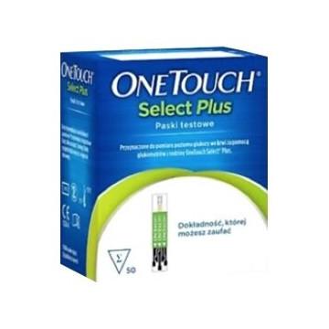 Onetouch Select Plus Strisce Misurazione Glicemia 25 strisce