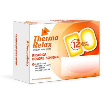 Thermorelax ricarica per fascia lombare 6 pezzi