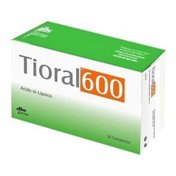 Tioral 600 30 compresse