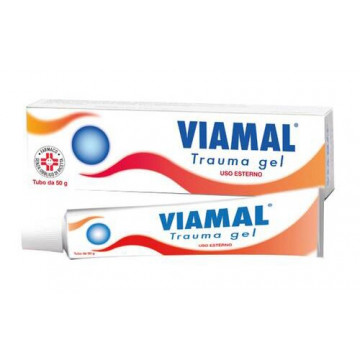 Viamal trauma antidolorifico gel 50 g