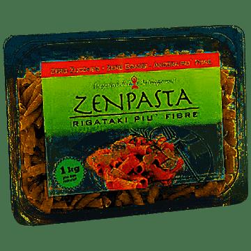 Zen pasta rigataki rigatoni essiccati 300 g