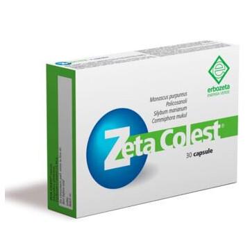 Zeta Colest Controllo Colesterolo 30 capsule