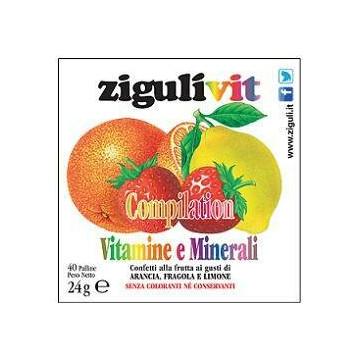 Ziguli vitamina compilation 40 confetti