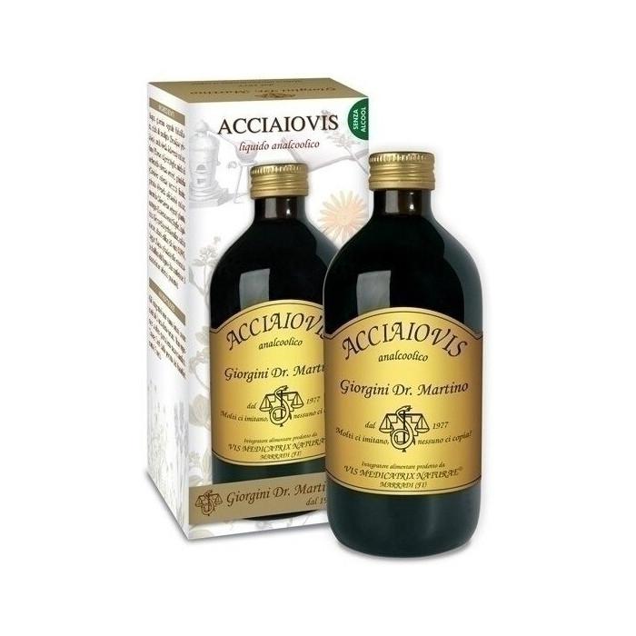 Acciaiovis liquido analcolico 500 ml