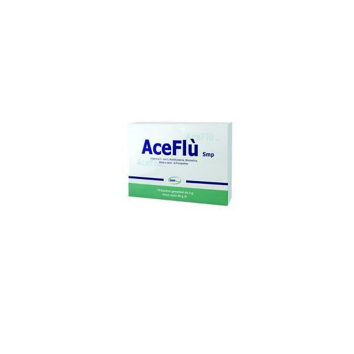 Aceflu smp 20 bustine