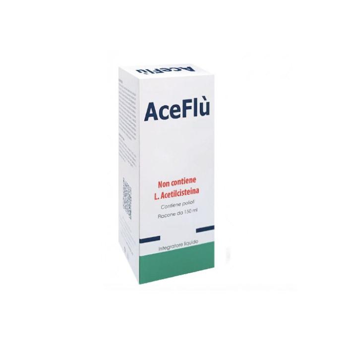 Aceflu' smp integratore  liquido 150 ml