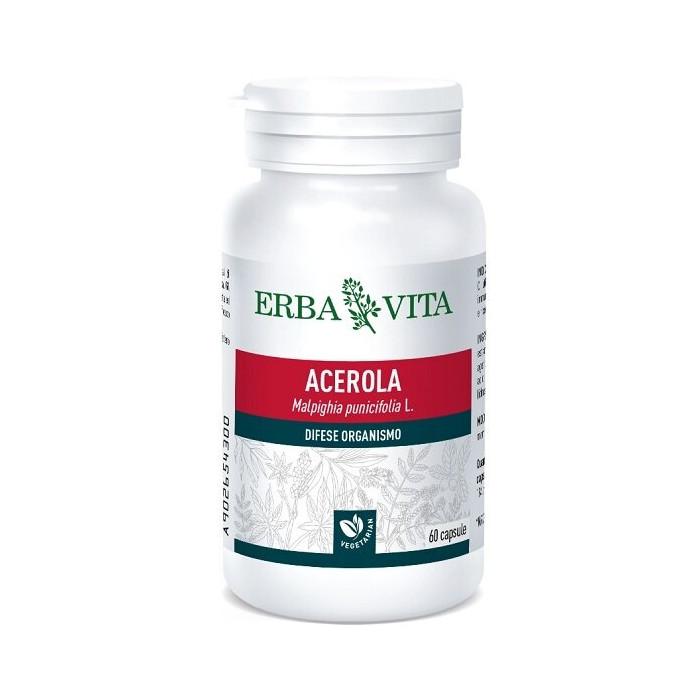 Acerola 60 capsule 550 mg