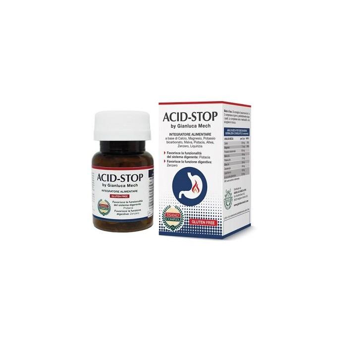 Acid-stop tisano complex 30 compresse