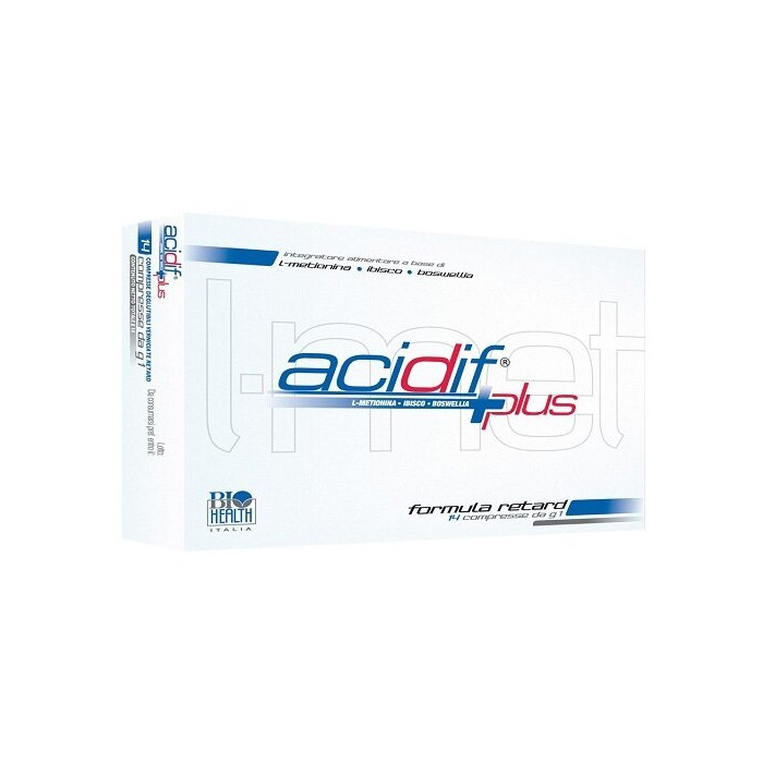 Acidif Plus 14 compresse Infezioni Vie Urinarie