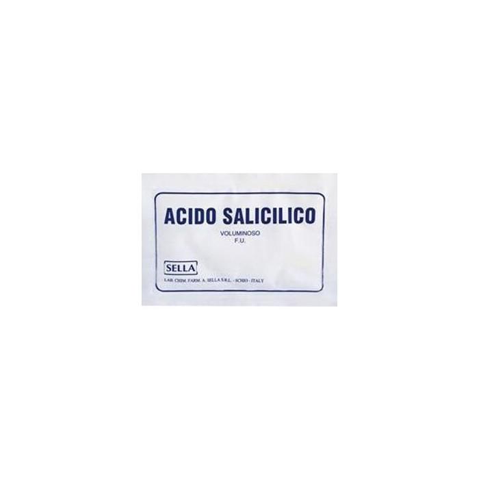 Acido Salicilico Voluminoso Sella Polvere busta 10 g