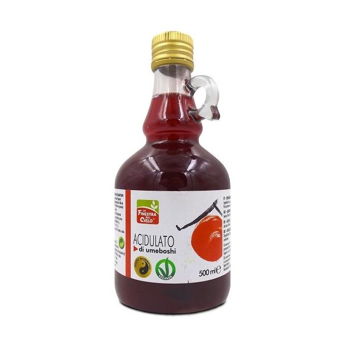 Acidulato di umeboshi 500 ml