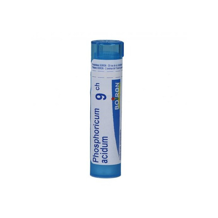 Acidum phosphoricum 9ch granuli