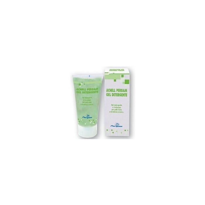 Acnell pergam gel detergente viso