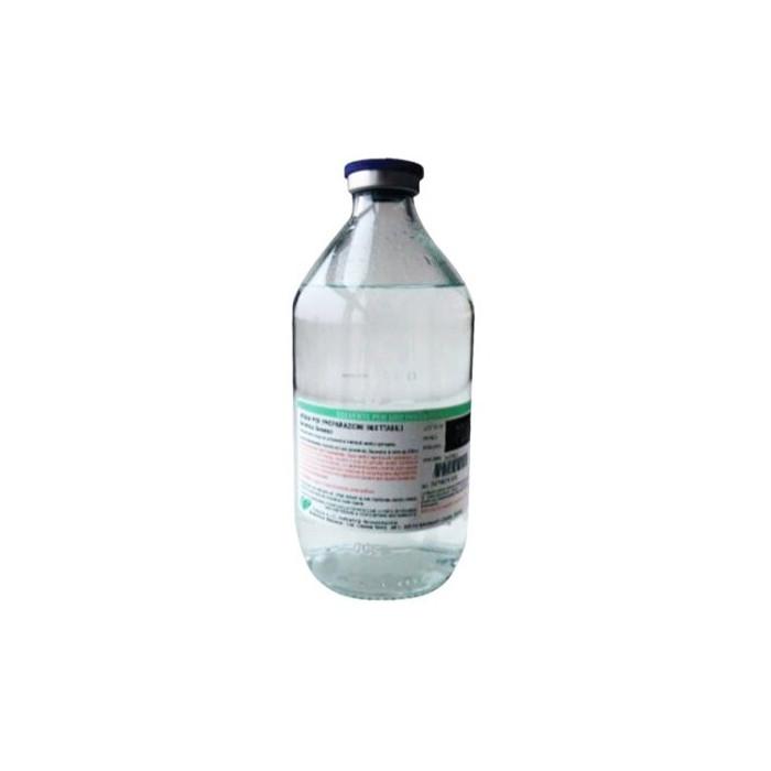 Acqua preparazioni iniettabili eurospital 1 flacone 500 ml