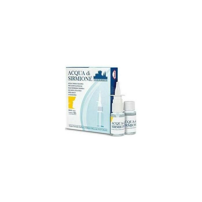 Acqua di Sirmione Fluidificante Nasale 6 flaconcini da 15 ml