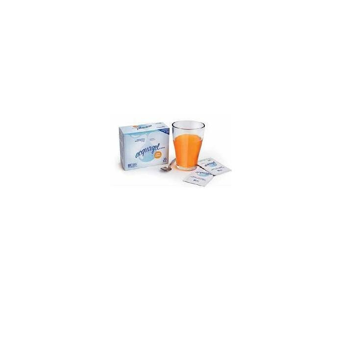 Acquagel arancia 20 bustine 5 g