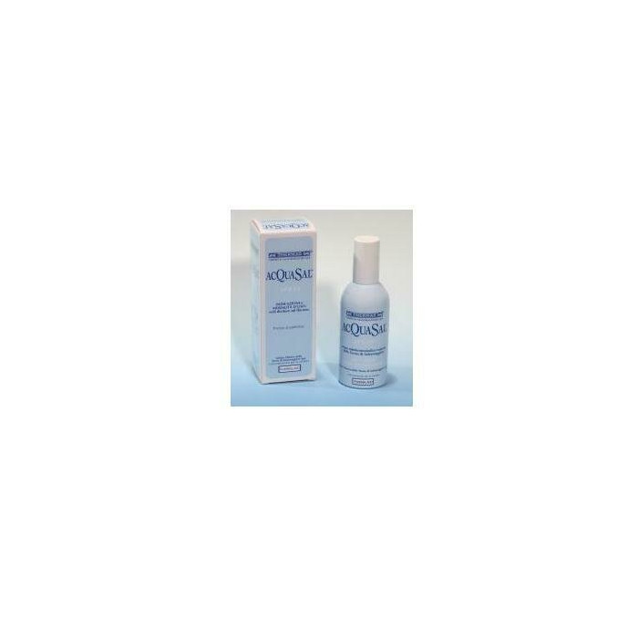 Acquasal spray soluzione isotonica irrigazione nasale spray100ml