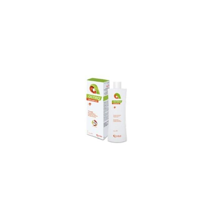 Actea shampoo flacone con tappo flip-top 150 ml