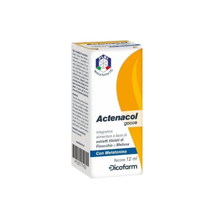 Actenacol gocce 12 ml anticolica