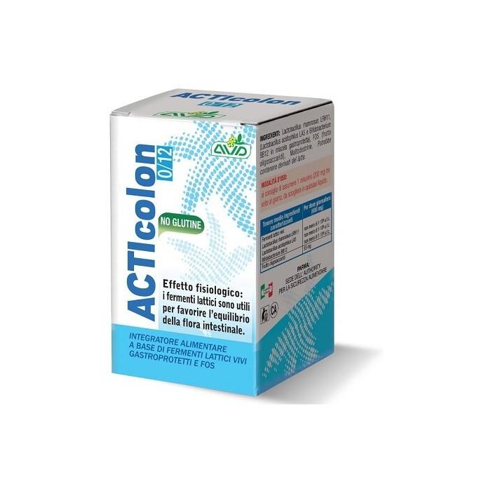 Acticolon 0/12 polvere 20 g