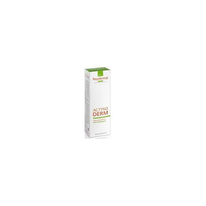 Actynoderm crema riparatrice aree fotoesposte protezione spf50+ antiossidante 30ml