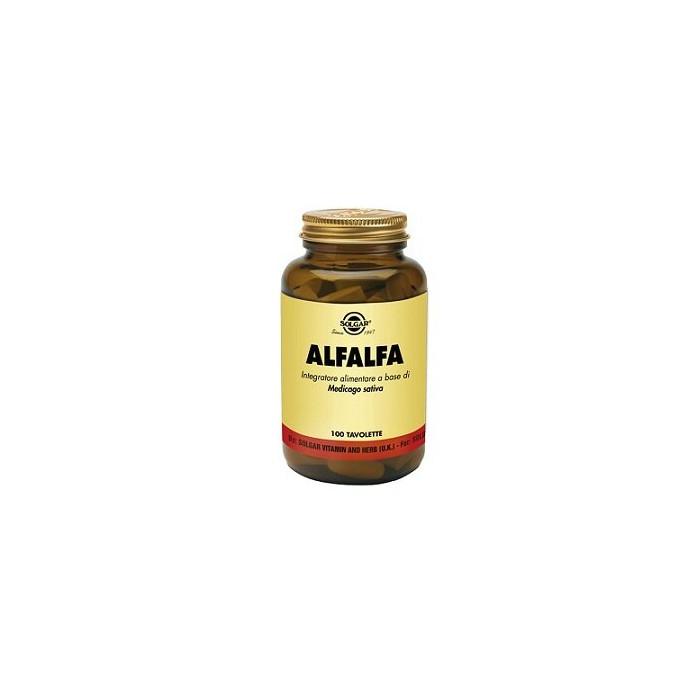 Alfalfa 100 tavolette