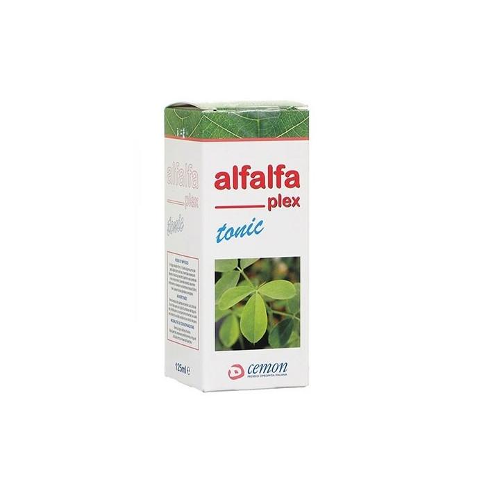 Alfalfa tonic plex soluzione bevibile 125 ml