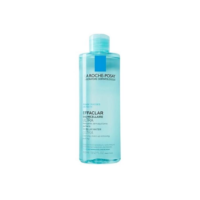 Effaclar acqua micellare pelle grassa 400 ml