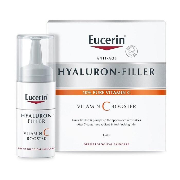 Eucerin Hyaluron- Filler Vitamin C Booster 3x7,5 ml