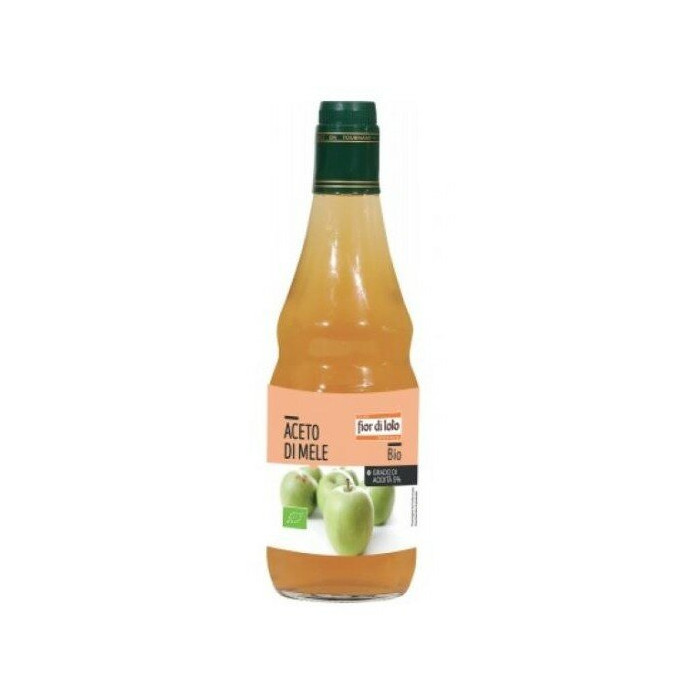 Fior di loto aceto di mele 500 ml