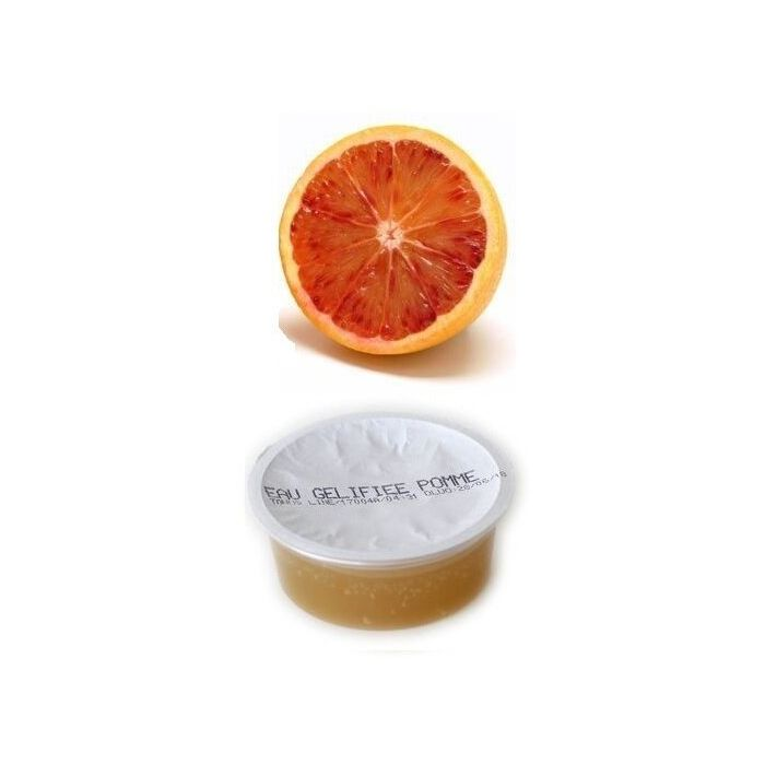 Acqua gelificata zuccherata arancia 12 x 125 g