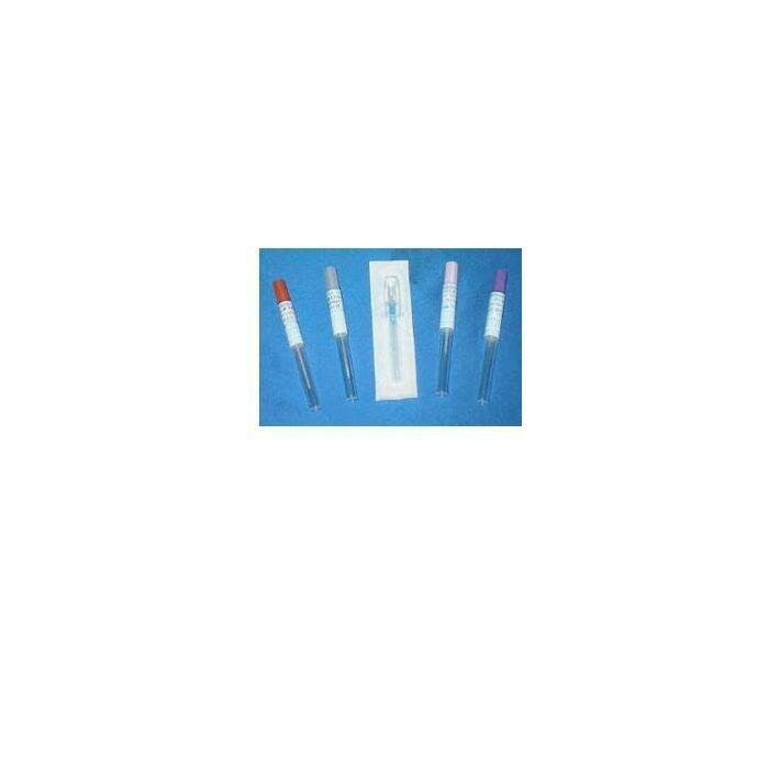 Ago cannula a 2 vie gauge18 confezionato singolarmente in astuccio sterile 50 pezzi