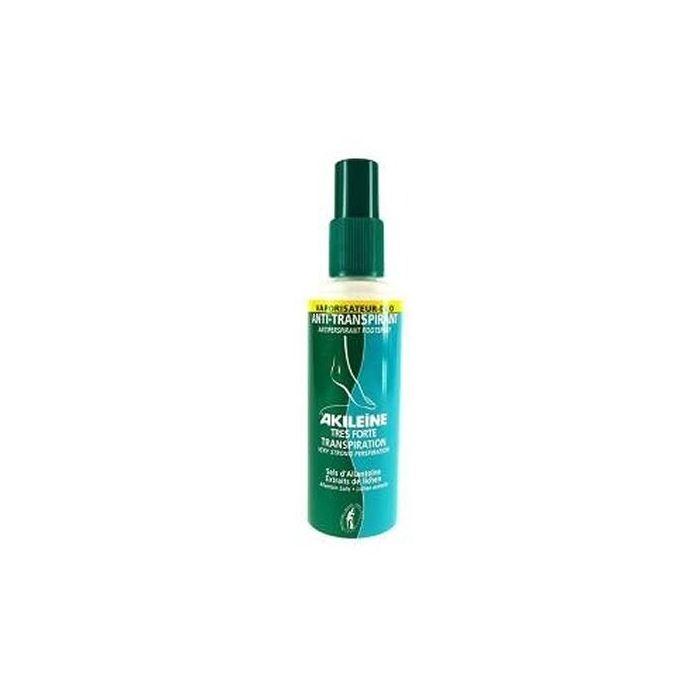 Akileine vaporizzatore anti-traspirante deo bi actif 100 ml