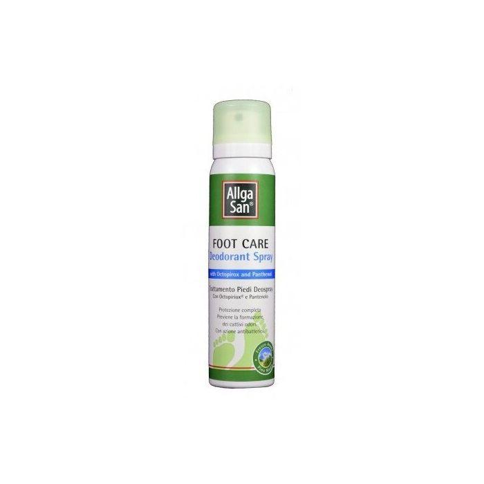 Allga trattamento  piedi deo spray