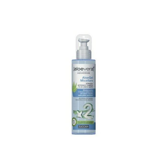 Aloevera2 aloegel micellare 200 ml
