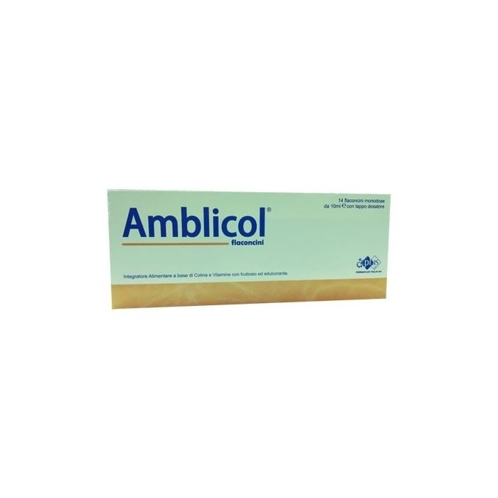 Amblicol Integratore Sistema Nervoso 14 Flaconcini 10 ml