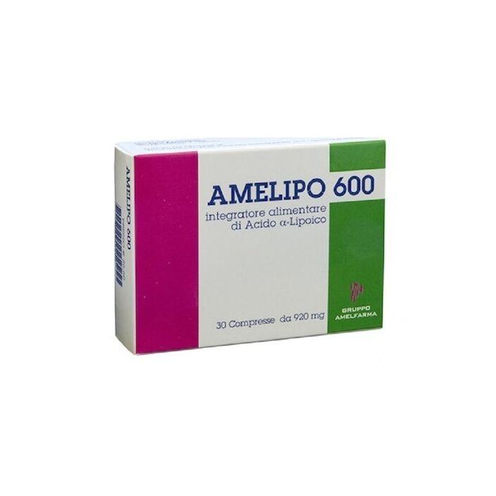 Amelipo 600 30 compresse