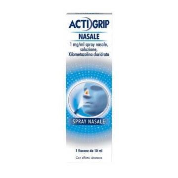 Actifed Spray Nasale Decongestionante 10 ml 1 mg/ml