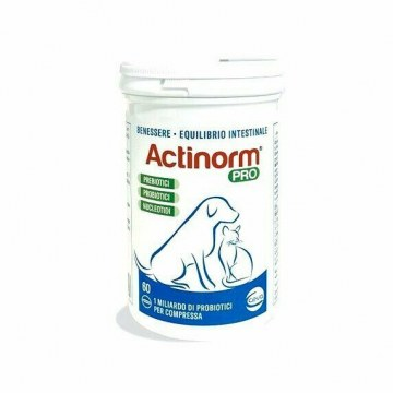 Actinorm Pro Benessere Intestinale Cani e Gatti 60 compresse