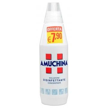 Amuchina soluzione  disinfettante 100% concentrata 1 lt