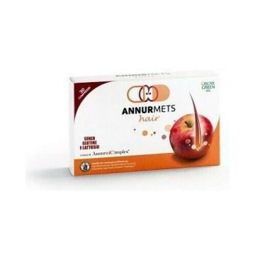 Annurmets Hair Integratore per Capelli 510 mg 30 compresse