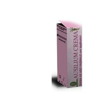 Ausilium crema vaginale tubo 30g con 7 applicatori monouso