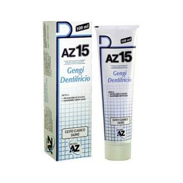 AZ 15 Dentifricio per Gengive Arrossate 100ml