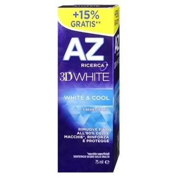 Az 3d white&cool 65 ml + 10 ml